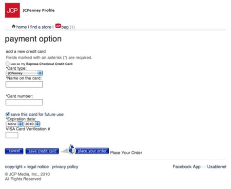 jcpenney credit card payment make payment jcpenney2013 570 1 images frompo