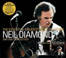 Neil diamond the essential greatest hits collection disk 2