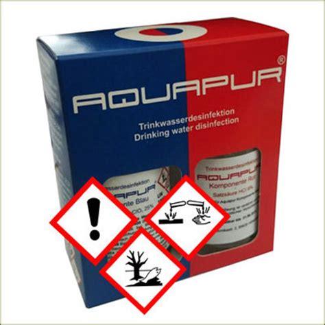 Clear Shoo 170ml By Makaro Mart aquapur 174 natriumchlorit wasserdesinfektion kombi set inkl