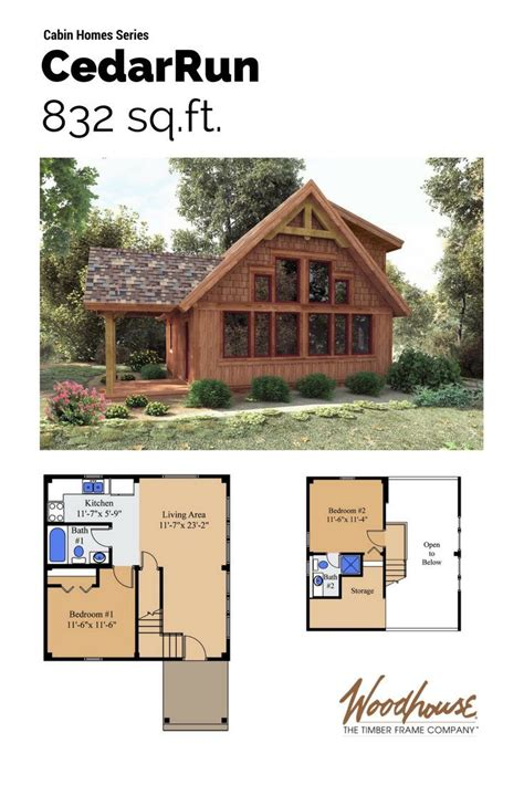 small cabin with loft floor plans best 25 small homes ideas on small home plans