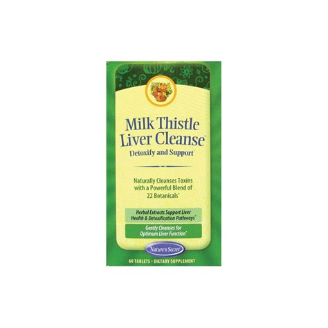 Ultimate Detox And Cleanse by Ultimate Liver Cleanse 60 Tabs