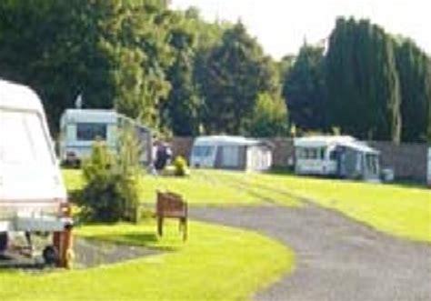 walled garden caravan park walled garden caravan and cing park caravan park