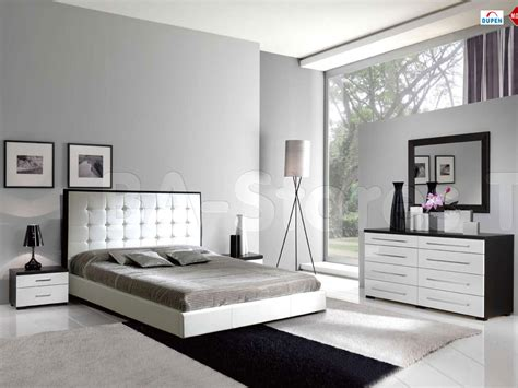 white modern bedroom sets decosee