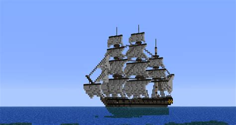 how to make a navy boat in minecraft shipbuilding tutorial creative mode minecraft java