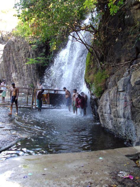 papanasam falls agasthiyar falls   top