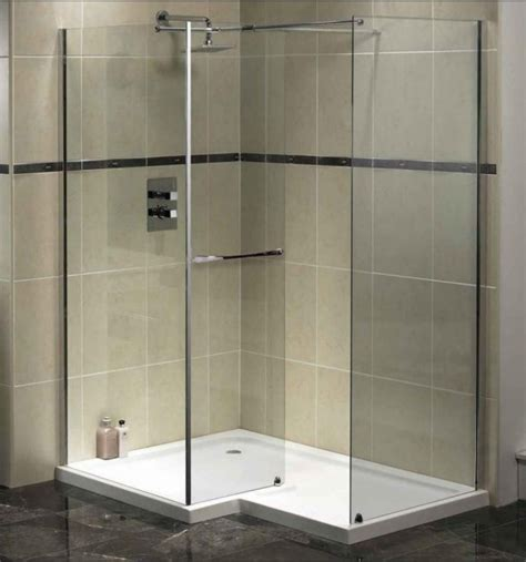 Walk In Shower Ideas For Small Bathrooms Walk In Shower Designs Irepairhome