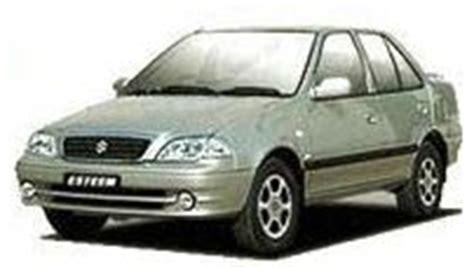 Maruti Suzuki Esteem Lxi Specifications Maruti Suzuki Esteem Lxi Petrol 2008 Price Specs