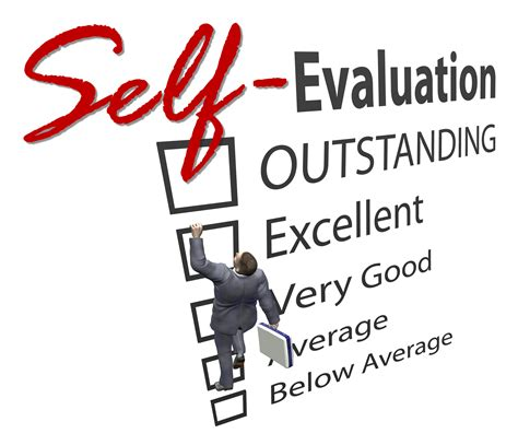 self evaluation thought for the day honest self evaluation the safe