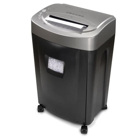 home shredder best shredders the best microcut shredder hammacher
