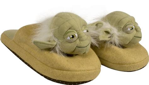 yoda slippers for 10 slippers you can actually buy cool slippers