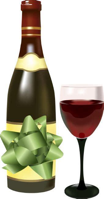 wine basket cliparts   clip art