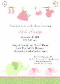 Baby shower invitations for girls baby shower invitations cheap