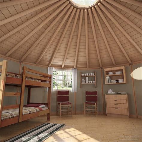 2 bedroom yurt jetson green great modern spin on the yurt