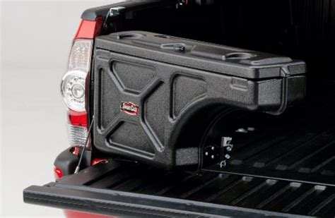 swing out truck bed tool box truck box what every well dressed pickup should have