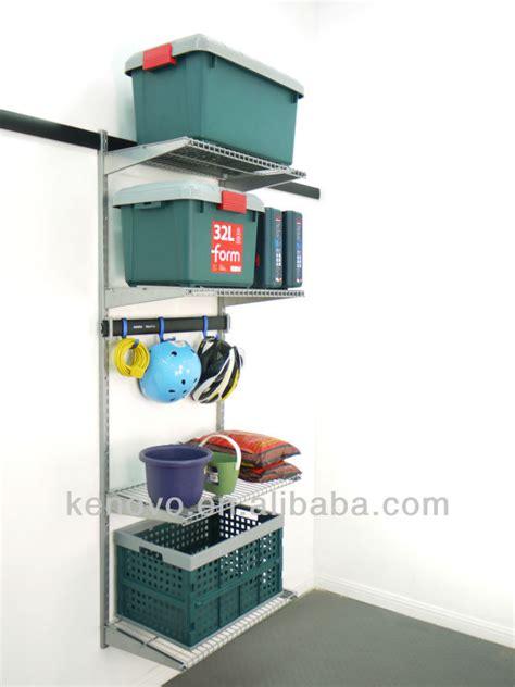 Garage Storage Kenovo Storage Shelving 3 Shelf Kit 666mm Shv4 View Garage