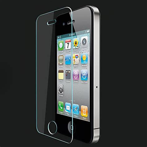 a iphone 4 zilla 2 5d tempered glass curved edge 9h 0 26mm for iphone