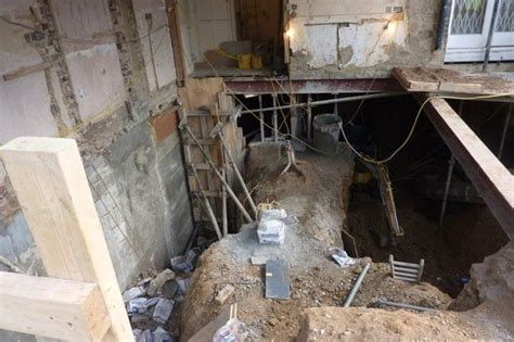 crackdown on unsafe basement building in high value