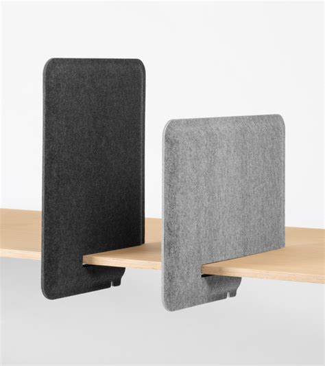 soundproof desk dividers ak 93 by de vorm high low product