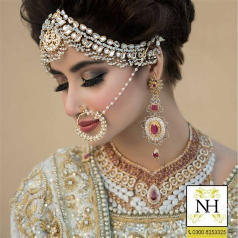 Photoshoot Bridal by Sajal Ali Bridal Photoshoot For Hussain Salon Style Pk