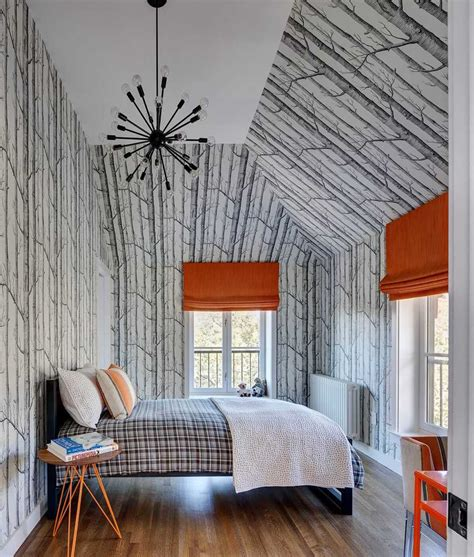 ceiling wallpaper ideas