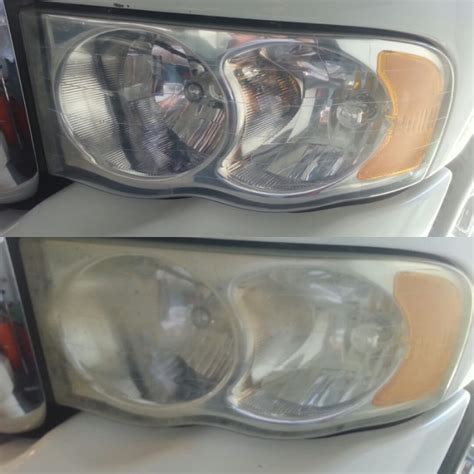 let there be light near me let there be light headlight restoration 2003 dodge ram