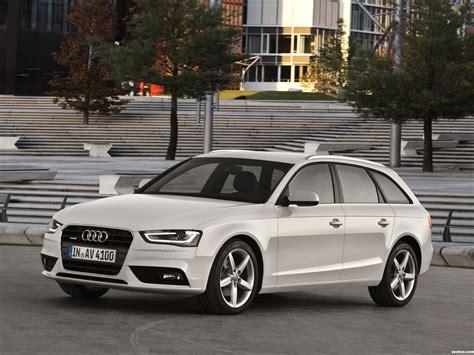 Audi A4 Avant 2012 by Fotos De Audi A4 Avant 2012 Foto 8