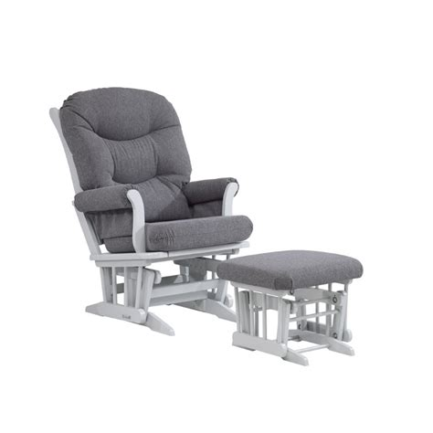 Dutailier Ottoman Dutailier Glider And Ottoman Set In Gray C00 61a 40 3128