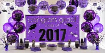 maroon and white graduation decorations purple graduation supplies city