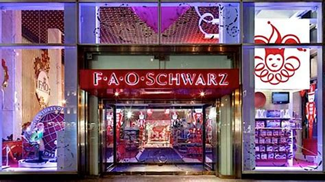 Fao Schwarz Gift Card - final countdown for iconic fao schwarz nyc store inside retail