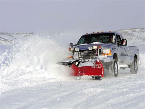 snow plow snow plowing gallery west winds outdoor