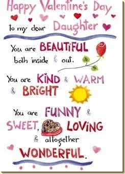 valentines for daughters quotes for valentines day quotesgram