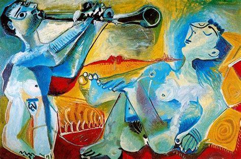 cuadros abstractos de picasso cuadros cl 225 sicos de picasso pinturas de picasso