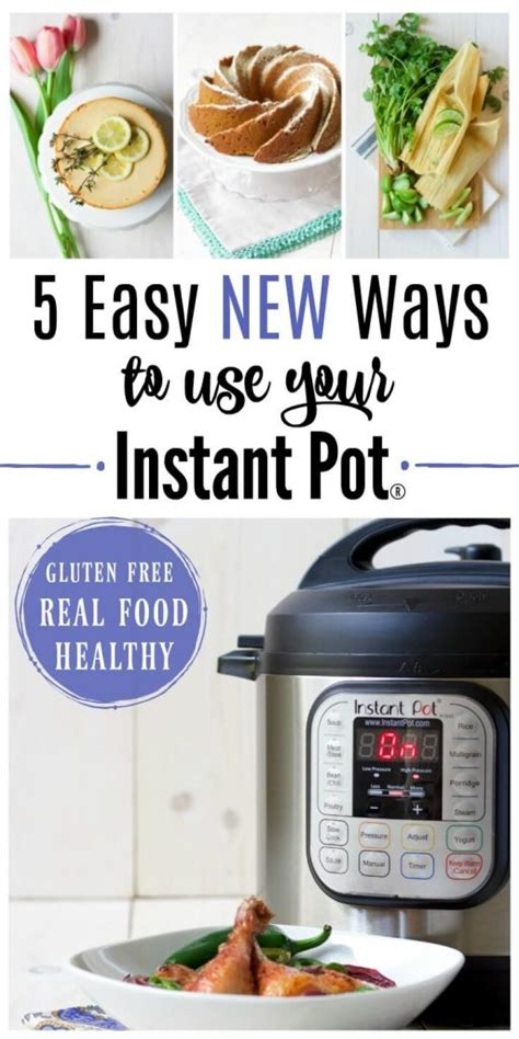 the easy 5 ingredient instant pot cookbook 250 instant pot recipes for meals in minutes books 5 easy new ways to use your instant pot recipes to nourish