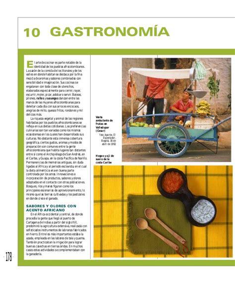 proxima slideshare historia de la gastronomia de colombia