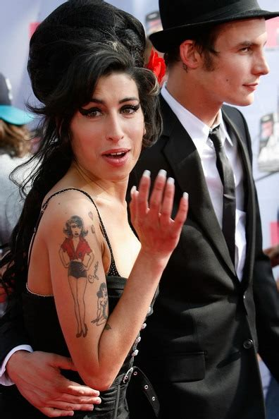 Winehouse And New Hubby In Spat by Top 10 Tattoos Fashion New Daily Jewelry