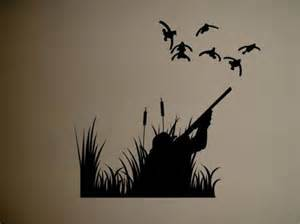 duck hunting wall murals details about ducks duck hunting outdoors vinyl wall decal