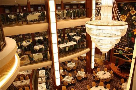 Oasis Of The Seas Dining Room by Included In Your Cruise Rate