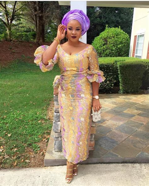 latest owambe lace select a fashion style latest aso ebi styles flooding the