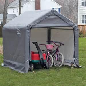 shelterlogic 6 x 6 x 6 e series storage shed 70401