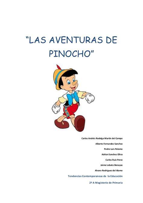 cuentos de bolsillo pinocho 8484834328 unidad did 225 ctica pinocho