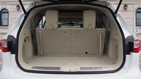 infiniti qx60 trunk space 2014 infiniti qx60 hybrid chinese review cars photos