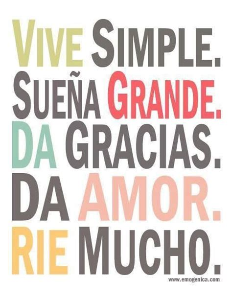Simple Biography In Spanish | 25 best spanish quotes on pinterest frases quotes in