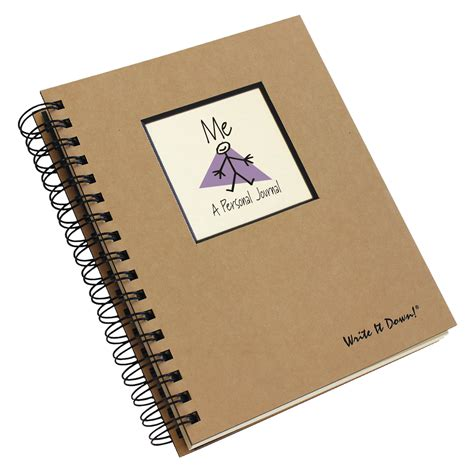 our health journal a co created wellness resource books me a personal journal journals unlimited inc