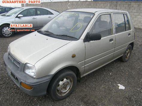 Spare Part Perodua perodua nippa breakers nippa ex dismantlers