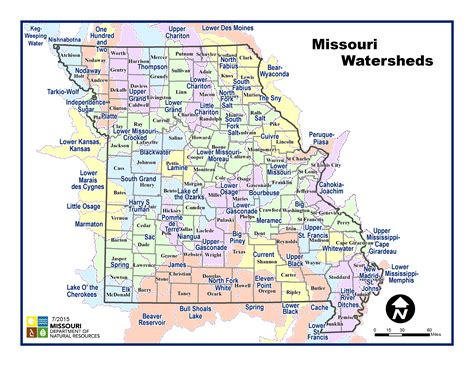 missouri map test missouri department of resources