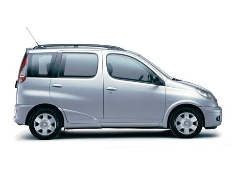 Toyota Yaris Verso Technical Details History Photos On