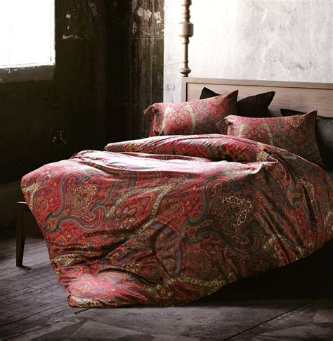 red damask comforter set boho chic bedding sets bohemian style bedding are comfy
