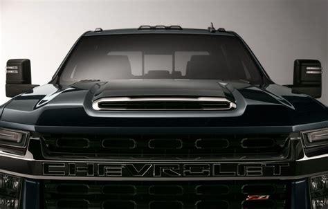 2020 Chevrolet Silverado Hd Teased by 2020 Silverado Hd Teased Ahead Of Reveal Next Year Gm