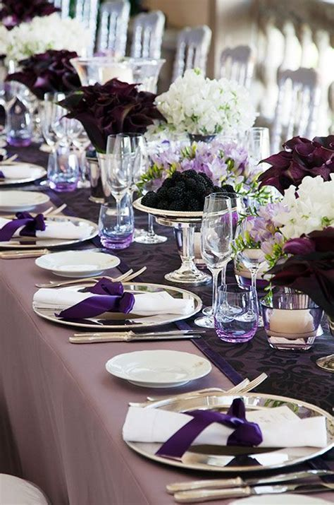 52 best images about Eggplant Purple Wedding Ideas on