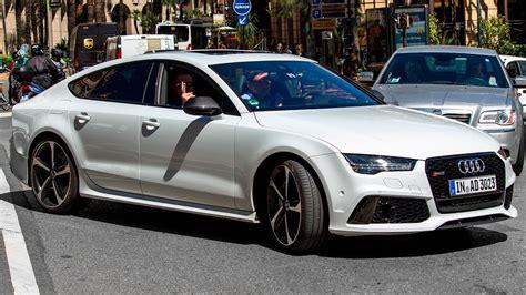 hp audi rs sportback performance driving  sound